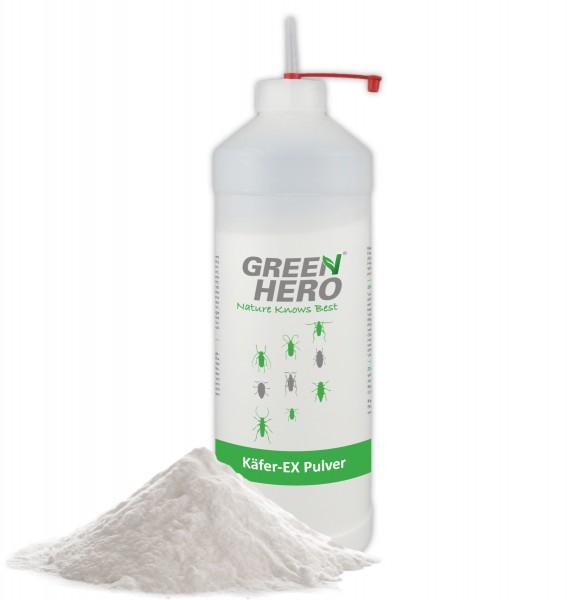 GreenHero® Käfer-Ex Pulver zur Insektenbekämpfung
